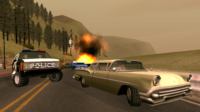 Grand Theft Auto: San Andreas for Windows 10