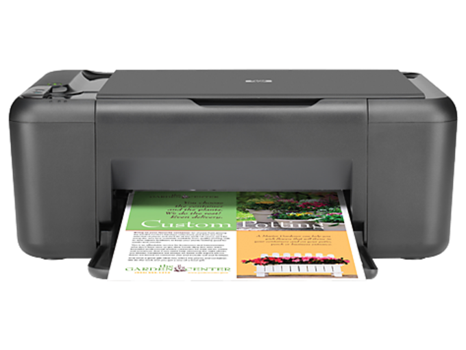 HP Deskjet F2483 Printer drivers