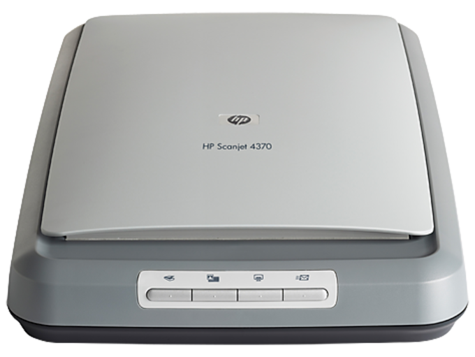 HP Scanjet 4370 Photo Scanner drivers