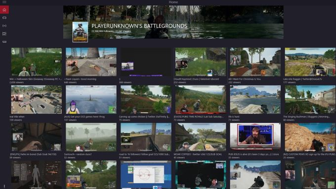 Live Screen for Twitch