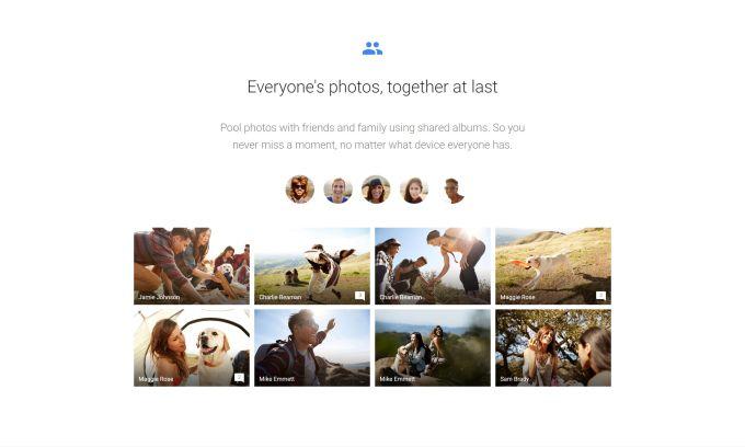 Album by Google Photos