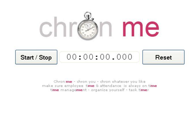 Chron me