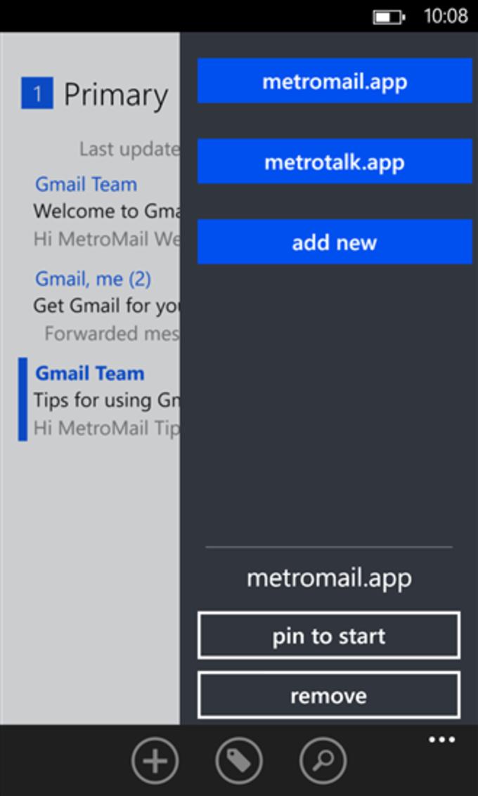 MetroMail