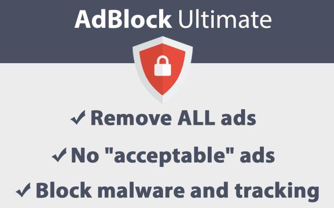AdBlock Ultimate for Chrome