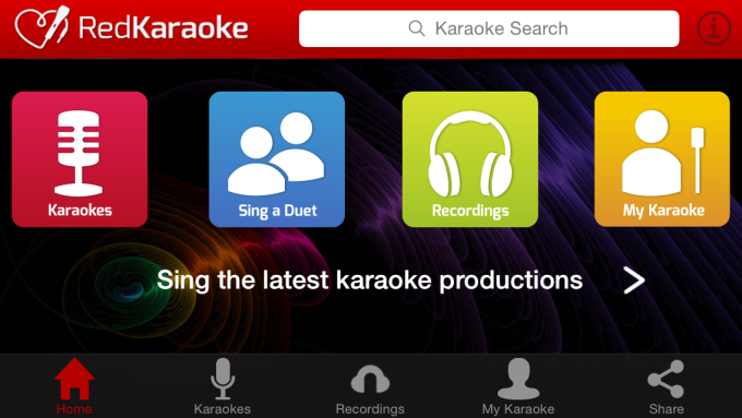 Red Karaoke