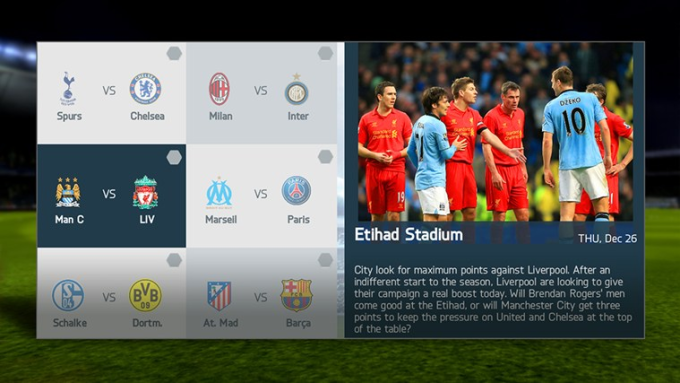FIFA 14 pour Windows 10