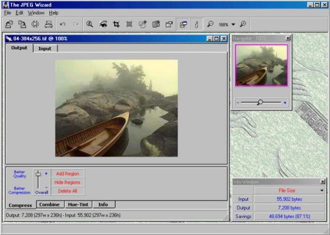 jpeg compression freeware download