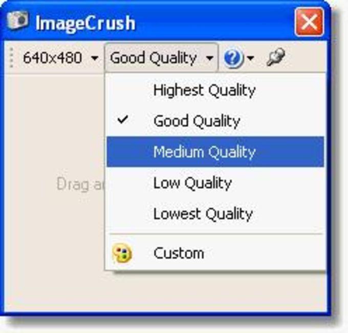 ImageCrush