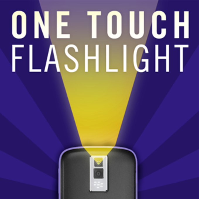 One Touch Flashlight