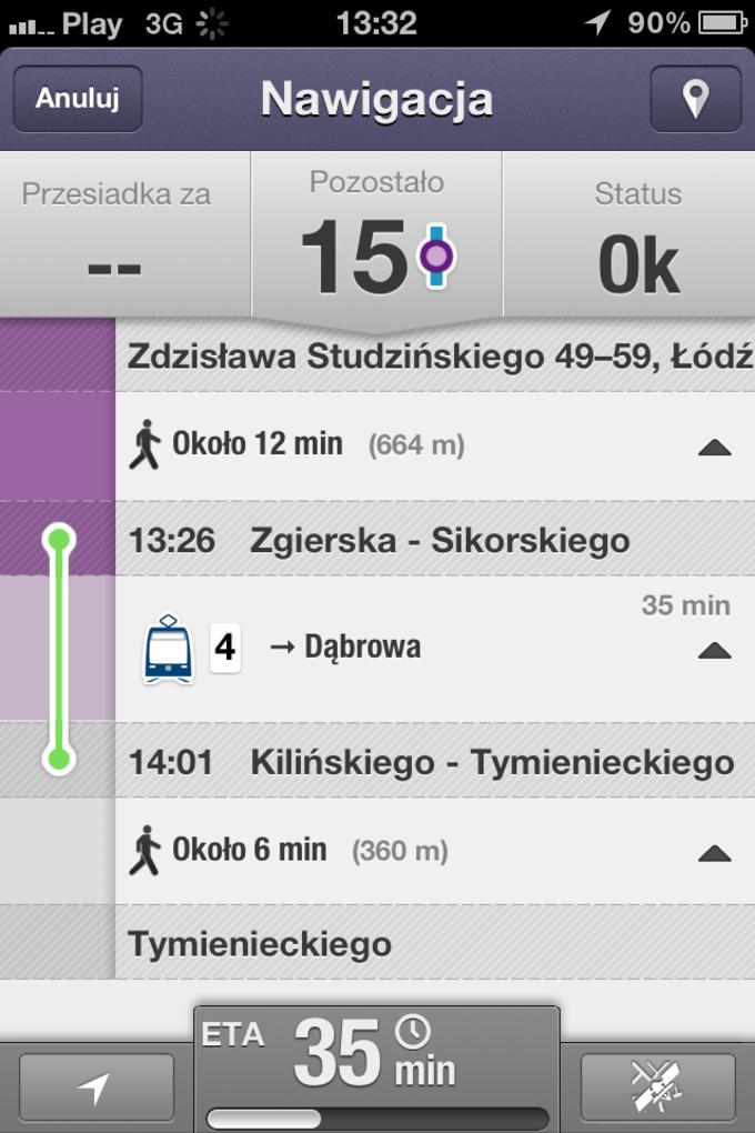 JakDojade.pl Lite