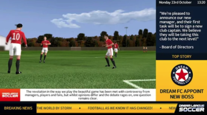 Dream League Soccer 18