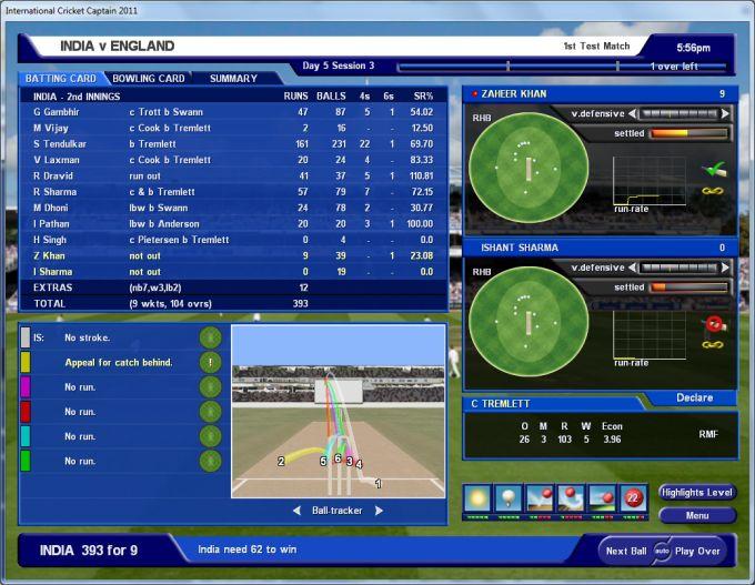 International Cricket Captain 2011
