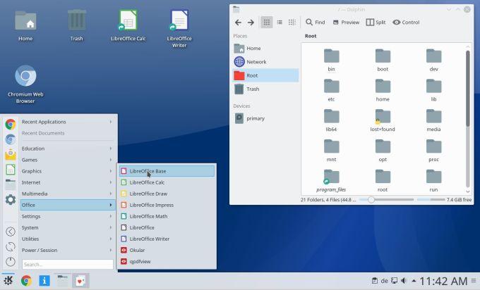 Q4OS for Windows Setup