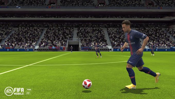 FIFA SOCCER GAMEPLAY BETA