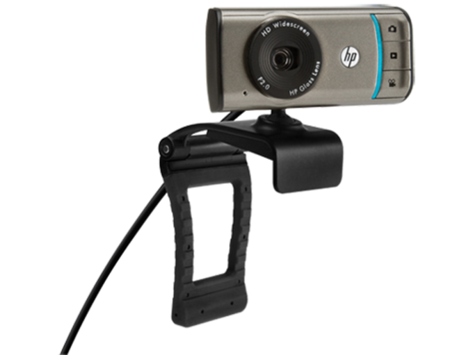 HP HD-3100 Webcam drivers