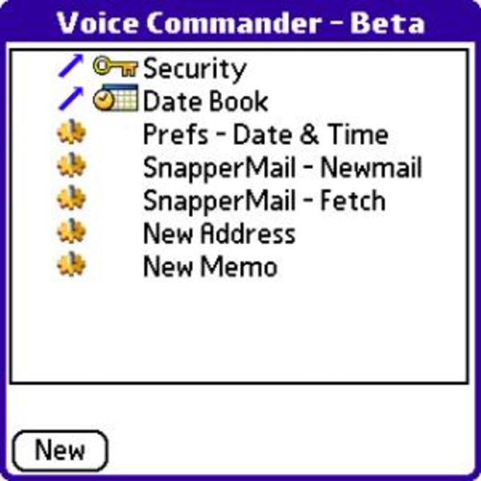 VoiceCommander