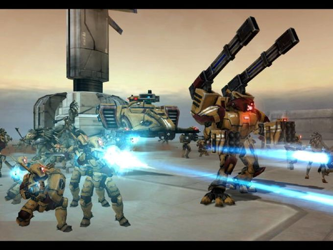 WarHammer 40.000 Dawn of War: Dark Crusade