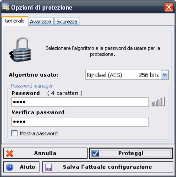 Androsa FileProtector