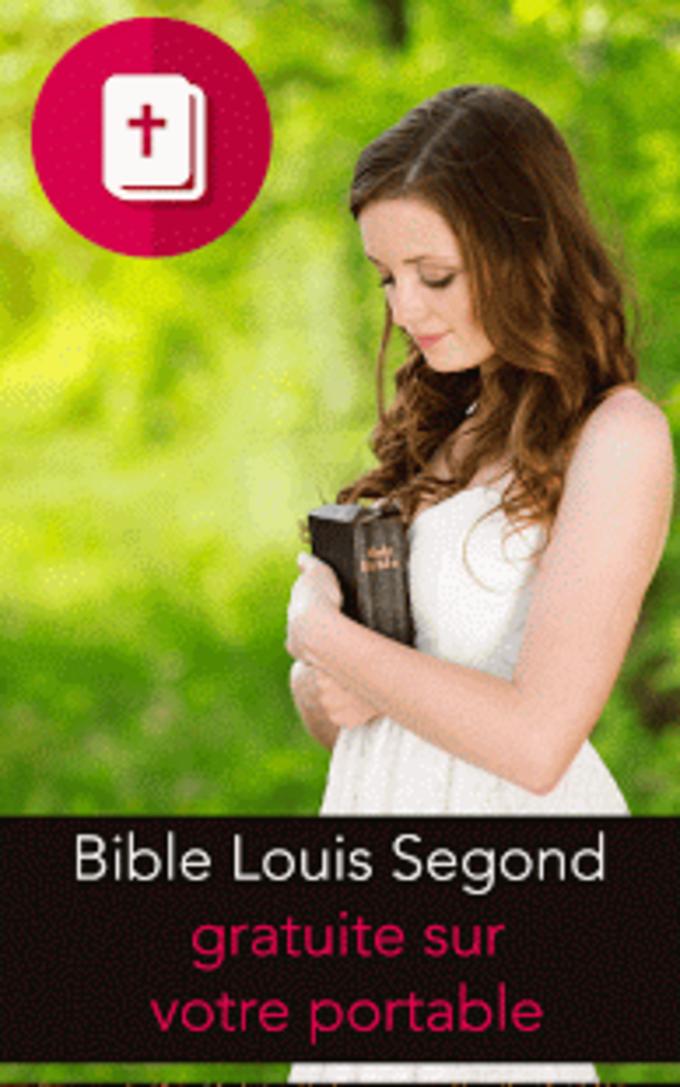 Bible Louis Segond