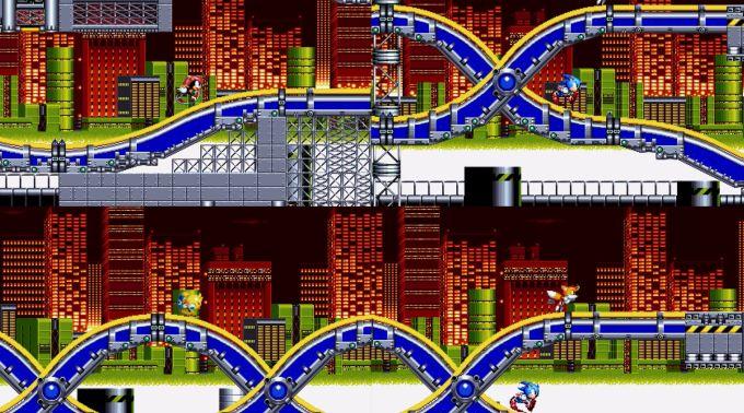Sonic Mania - Encore DLC