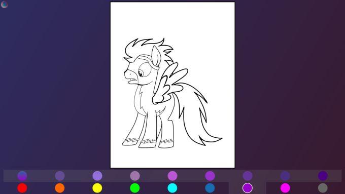 Paint My Little Pony