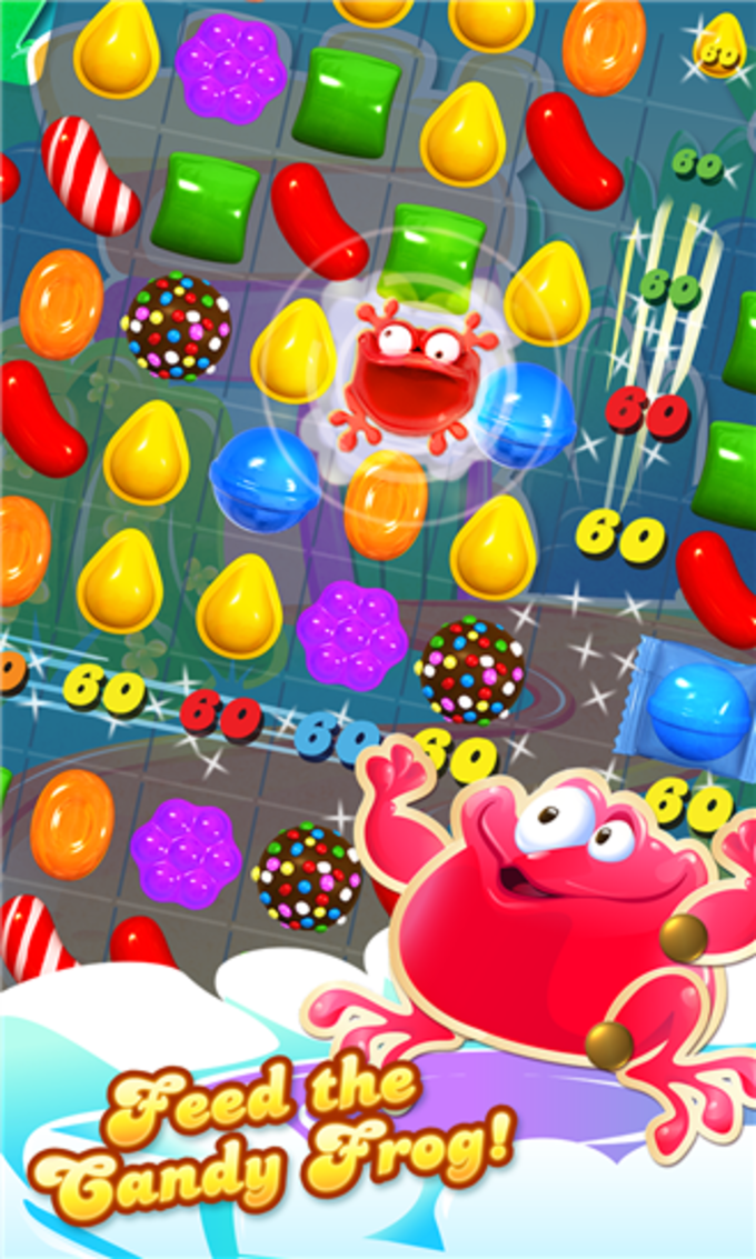 Candy Crush Saga per Windows 10