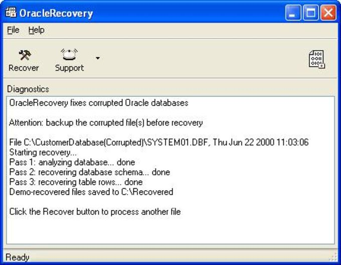 OracleRecovery