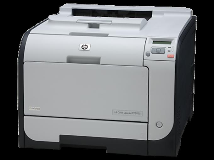 HP Color LaserJet CP2025dn Printer drivers