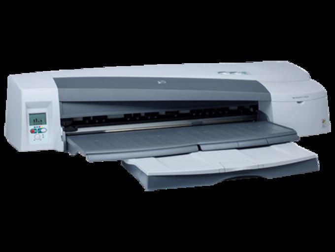 HP DesignJet 110plus Printer series drivers