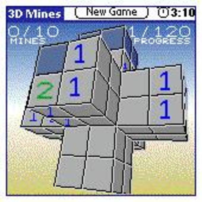 3D Mines