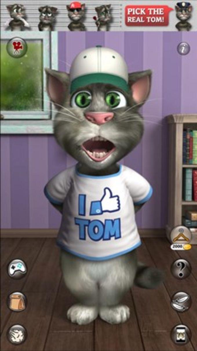 Talking Tom 2
