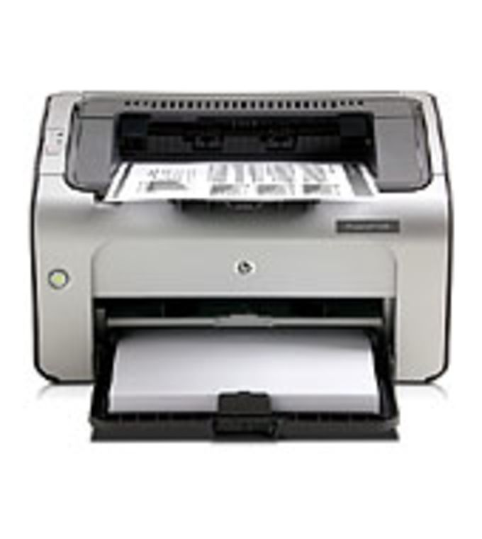 HP LaserJet P1008 Printer drivers
