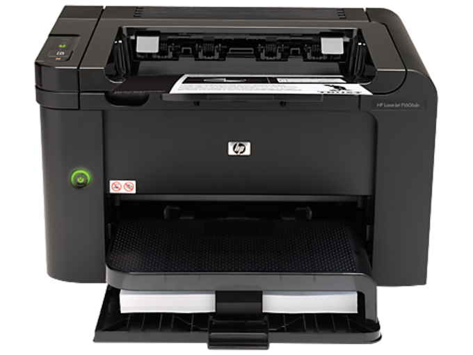 HP LaserJet Pro P1606dn Printer drivers