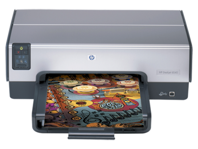 HP Deskjet 6540 Printer series drivers