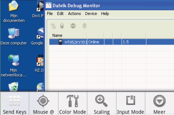 Android VNC Viewer