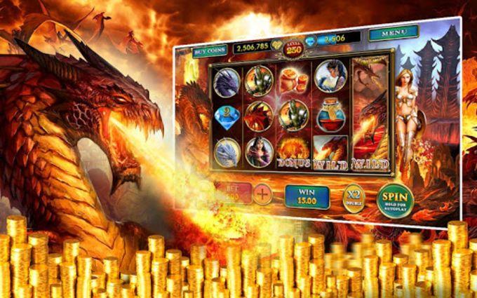 Dragons Den Free Slots Game