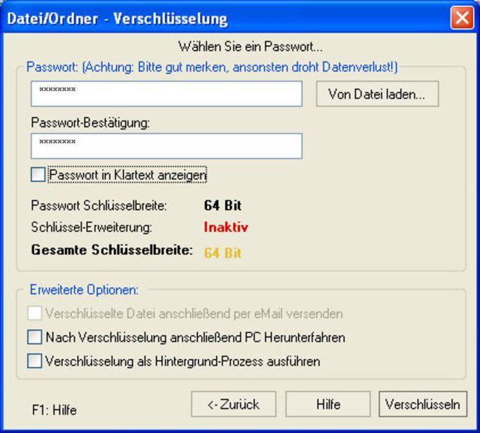 Advanced File Security Basic