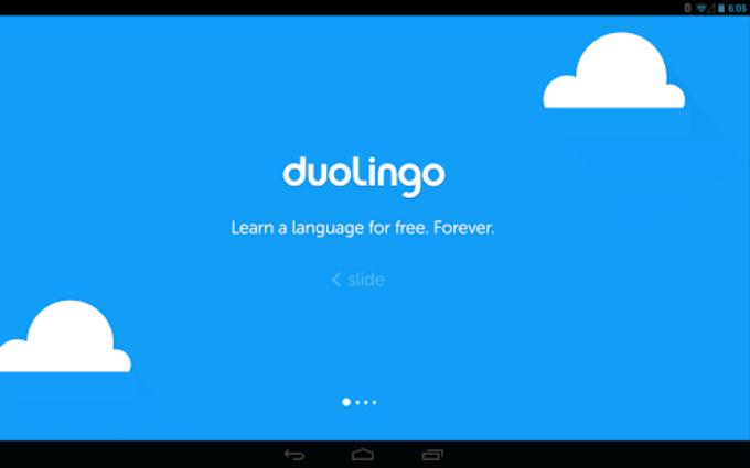 Leer Engels met Duolingo