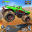 Monster Truck Derby Crash Stunts