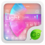 GO Keyboard Light Theme
