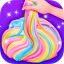 Unicorn Slime  Crazy Fluffy Trendy Slime Fun
