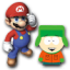 SouthPark Super Mario Bros