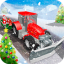 Heavy Snow Excavator  Christmas Rescue