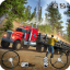 USA Truck Driving School Offroad Transport Games