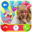 instant call prank from jojo siwa Fake video call