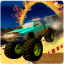 Monster Truck Destruction Derby Stunts