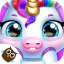 My Baby Unicorn  Cute Rainbow Pet Care  Dress Up