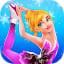 Ice Skating Ballerina Dress up  Makeup Girl Game