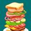 Tower SandwichSandwich ShopFun Tycoon Game