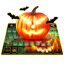 Evil Halloween Keyboard Theme